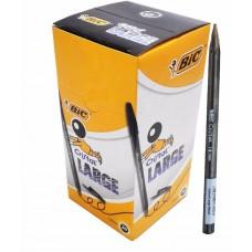 خودکار بیک کریستال لارج آمریکایی یک وشش دهم مشکی