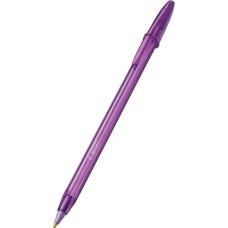 خودکار بیک کریستال فشن یک ودو دهم بنفش